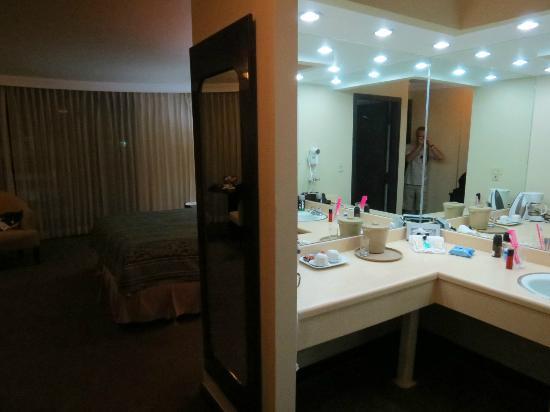 Plaza Paitilla Inn: Ingreso a la habitación