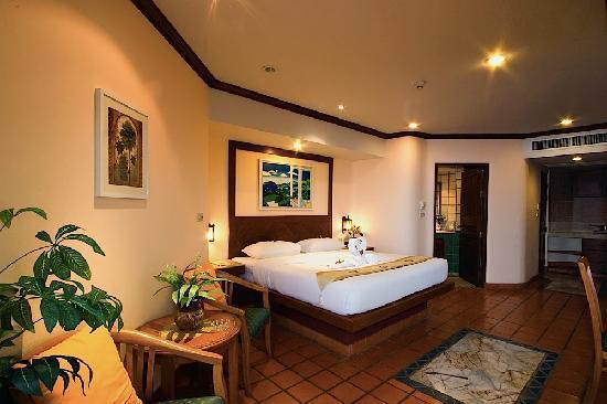 Pacific Club Resort : Deluxe Room