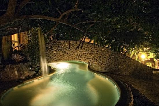 Pacific Club Resort : The Jacuzzi pool & Herbal Sauna