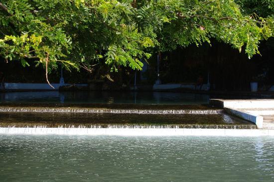 Tuburan, Filippinene: The big pool