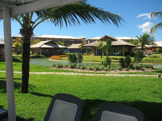 Vila Gale Cumbuco: Hotel grounds