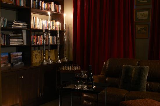 ذا دايري برايفيت لوكشري هوتل: Guest Library