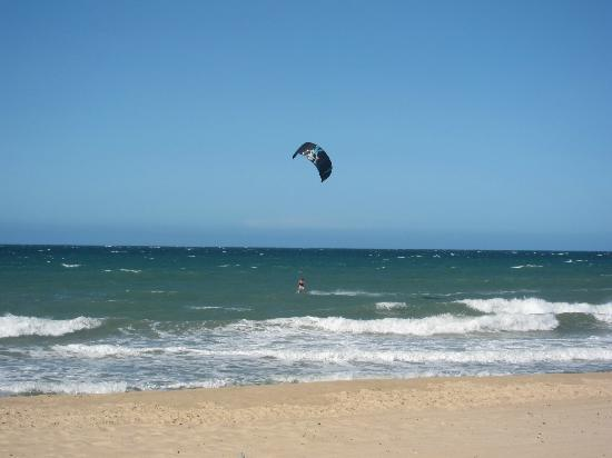 Vila Gale Cumbuco: Kite surfing