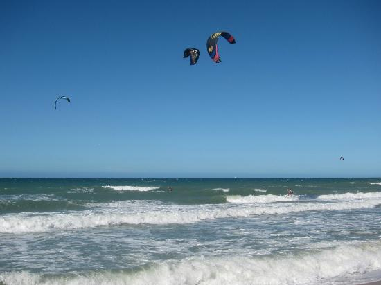 Vila Gale Cumbuco: More kite surfing. If you want to do it, be prepared to spend at least 8hrs of training