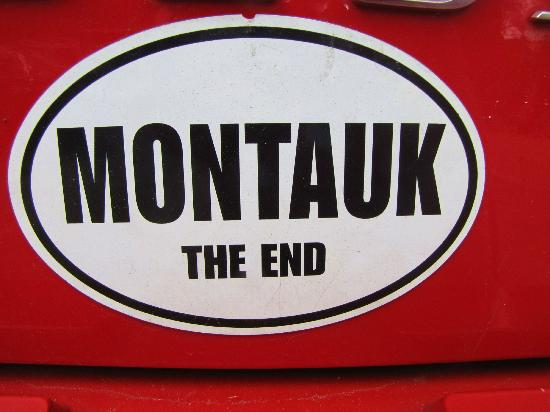 """Burcliffe """"By The Sea"""": Montauk is """"the end"""" - This trip was just the beginning of Montauk for me!"""