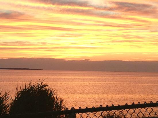 """Burcliffe """"By The Sea"""": The sunsets were absolutely amazing every night."""