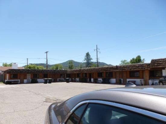 Highlander Motel: habitaciones