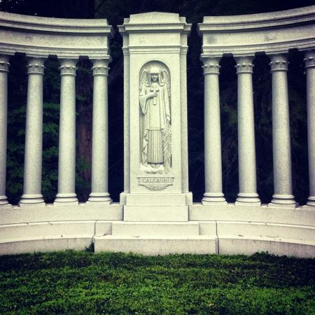 Hope Cemetery: Angel