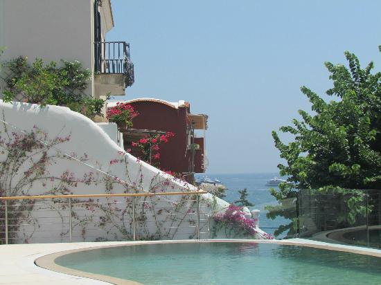 Hotel Palazzo Murat: The perfect pool!