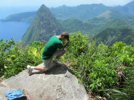 Pitons: Tebowing is still in style right?