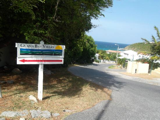 Guana Bay Beach Villas: Guana Bay baby!
