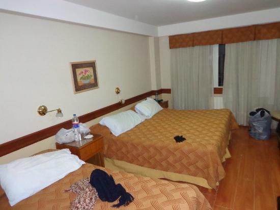 Hotel Patagonia Sur : Quarto