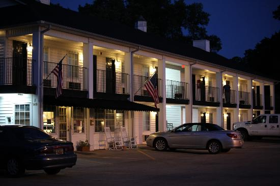 Lincolnton, GA: The Cullars Inn