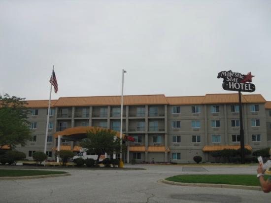Majestic Star Casino & Hotel: Hotel
