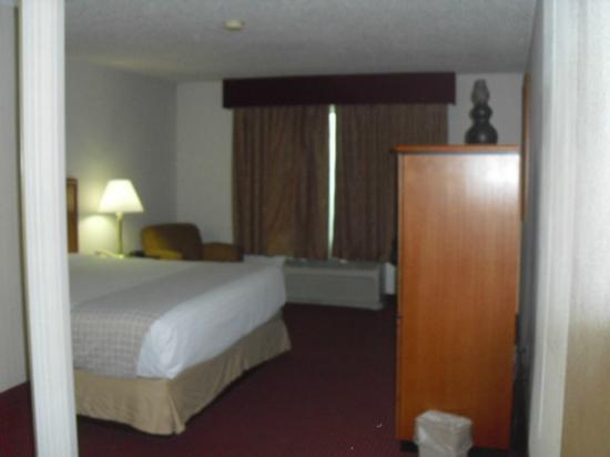 Majestic Star Casino & Hotel: King room