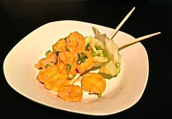 River City Grill: Boom Boom Shrimp