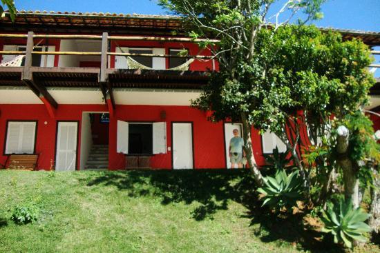 Pousada Vila Pitanga: Vila Pitanga e sua linda arquitetura!