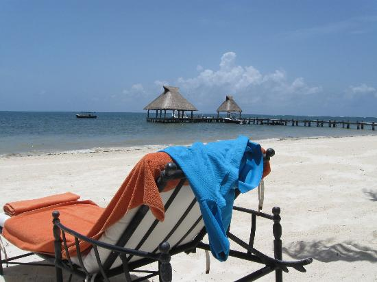 Zoetry Paraiso de la Bonita: White sand beach
