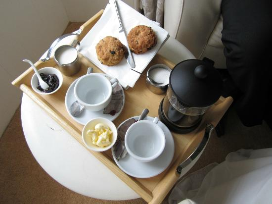Thistle House Guest House: An unexpected treat . . .