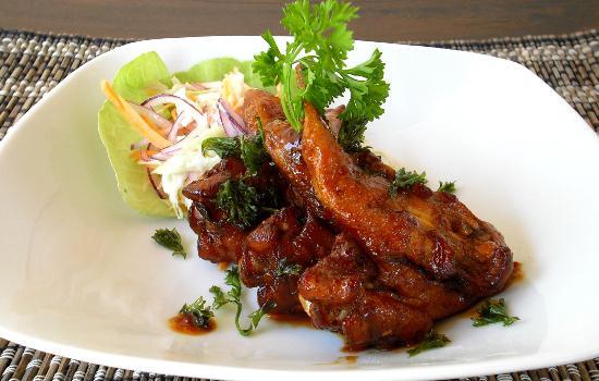 Pondok Arsa Santhi Bungalow Lembongan: Food2