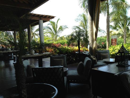 Mayan Palace Acapulco: Lobby bar