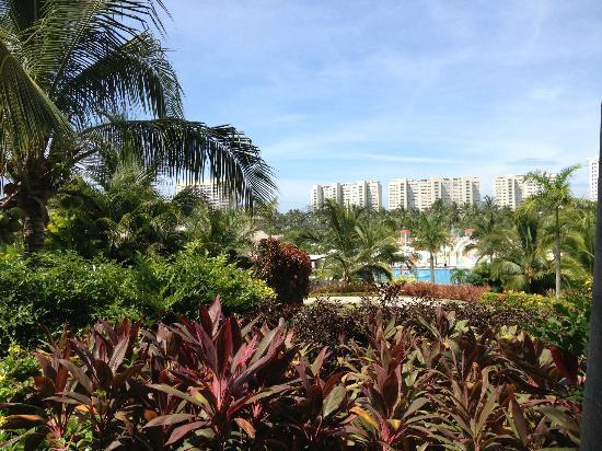 Mayan Palace Acapulco: Gardens
