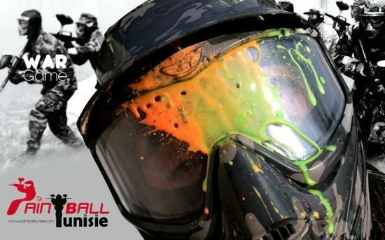 Paintball Tunisie