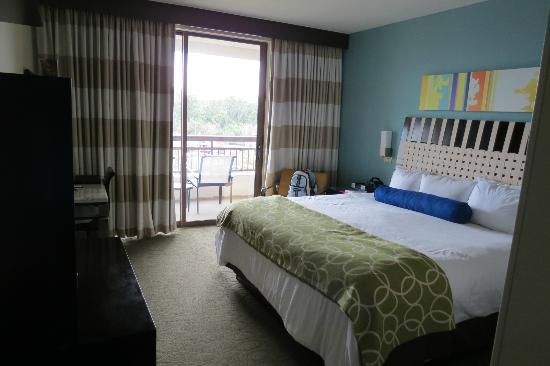 ‪‪Bay Lake Tower At Disney's Contemporary Resort‬: Master Bedroom