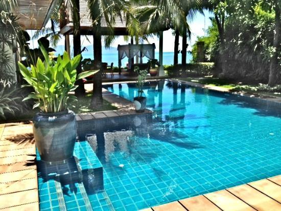 Koh Samui Resort : Our pool