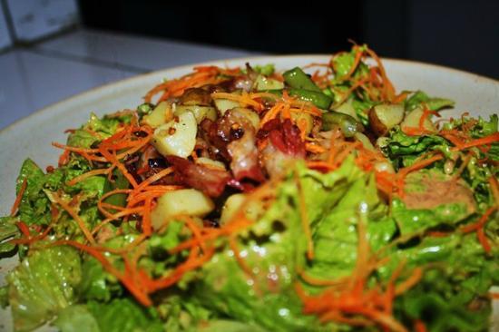 La Libre Taqueria : Paisan Salad