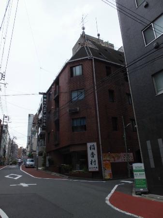 Tokyo Banyan Hotel: out