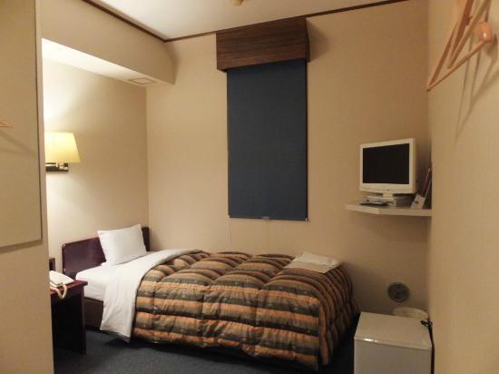 Tokyo Banyan Hotel: room1