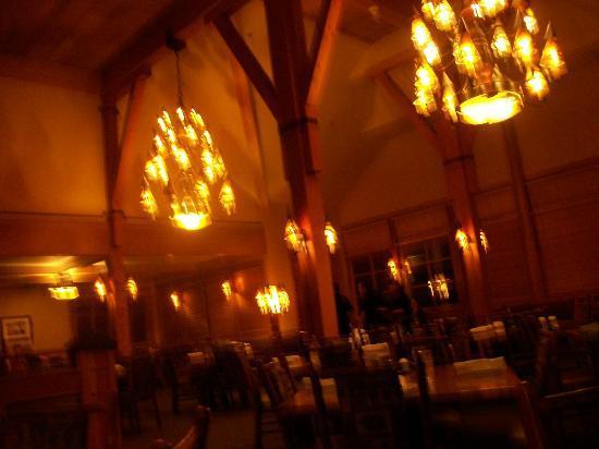 Old Faithful Lodge Cafeteria & Bake Shop: OD Snowlodge Restaurant