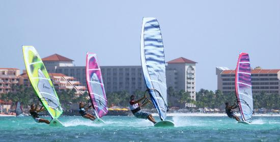 Vela Sports Aruba