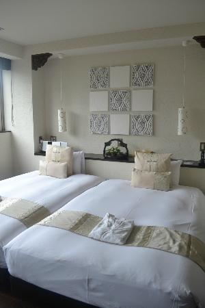 Hotel Mume: wind room