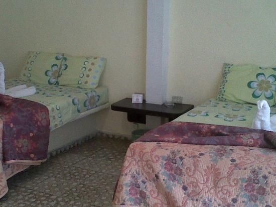 Hotel Melida: Hbitación