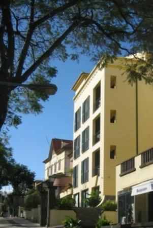 Apartamentos Turísticos Avenue Park : Vorderansicht vom Hotel