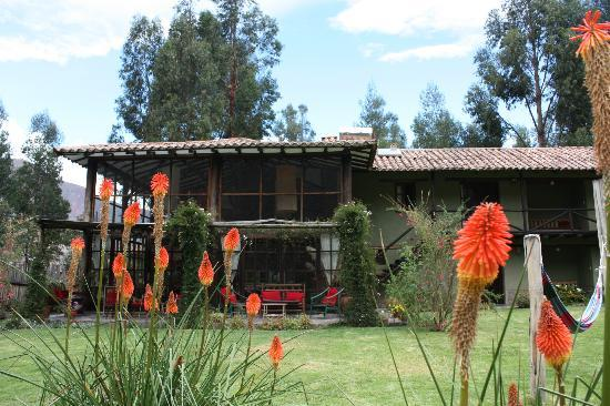 The Green House Peru : They truly love this place and you can see and feel it when you are there