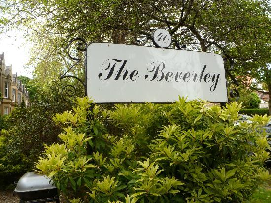The Beverley: The Beverly