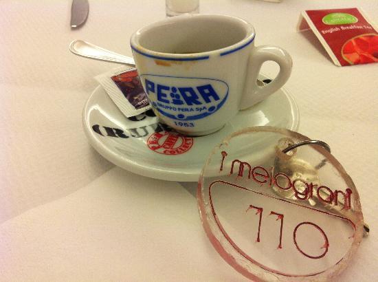 I Melograni: coffee time
