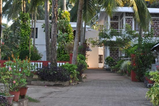 Hill View Beach Resort: Rooms
