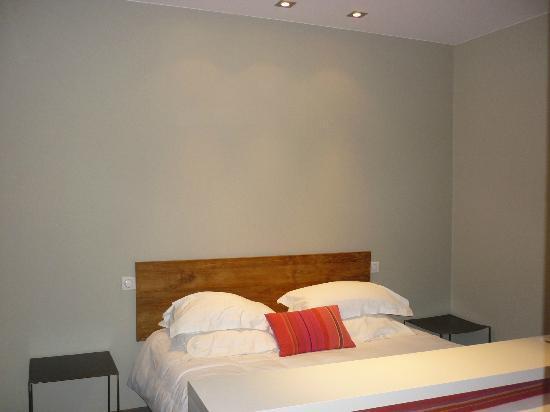 Hotel Villa Goxoa : Chambre