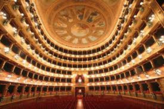 Teatro Massimo all'interno