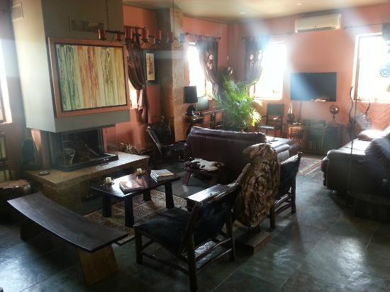 Monte Xisto Hotel Rural: Salle de repos/Réception
