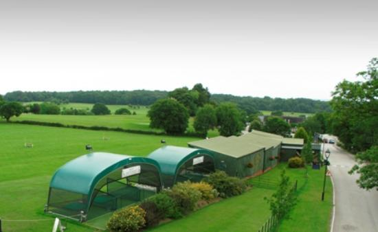 The Morley Hayes Hotel: Golf Driving Range