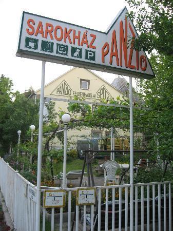 Sarokhaz Panzio Keszthely : Panzio