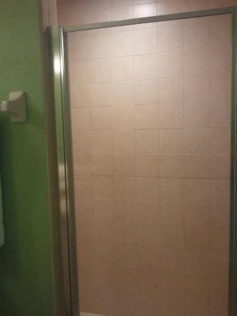 The Barefoot Suites: master bathroom seprate shower