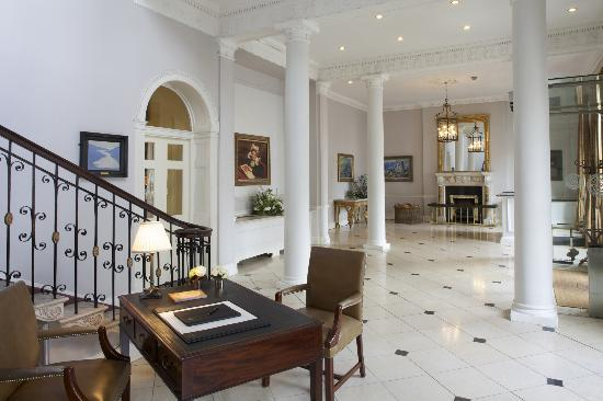 The Merrion Hotel: The Front Hall