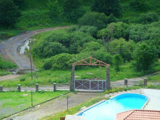Arthurs Aghveran Resort : Outdoor pool