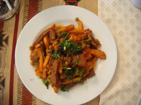 Arthurs Aghveran Resort : Our favorite dish